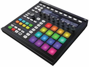 Контроллер NATIVE INSTRUMENTS MASCHINE MK2