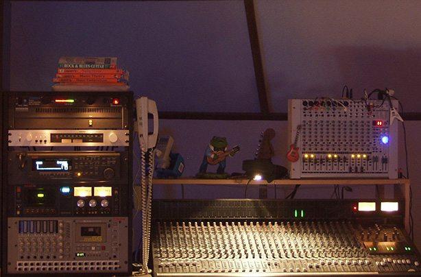 11 шагов для создания звукоизоляции в домашней студии